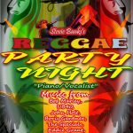 REGGAE PARTY NIGHT