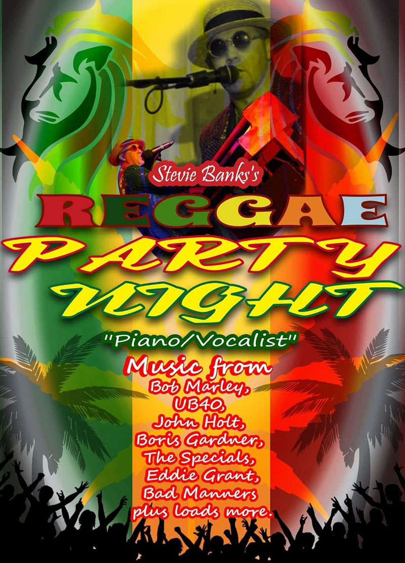 REGGAE PARTY NIGHT