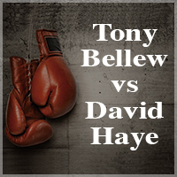 Tony Bellew vs David Haye