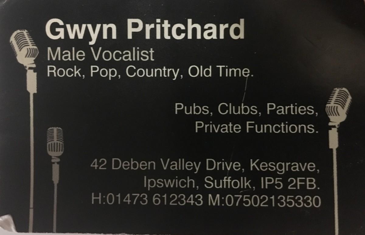 Gwyn Pritchard
