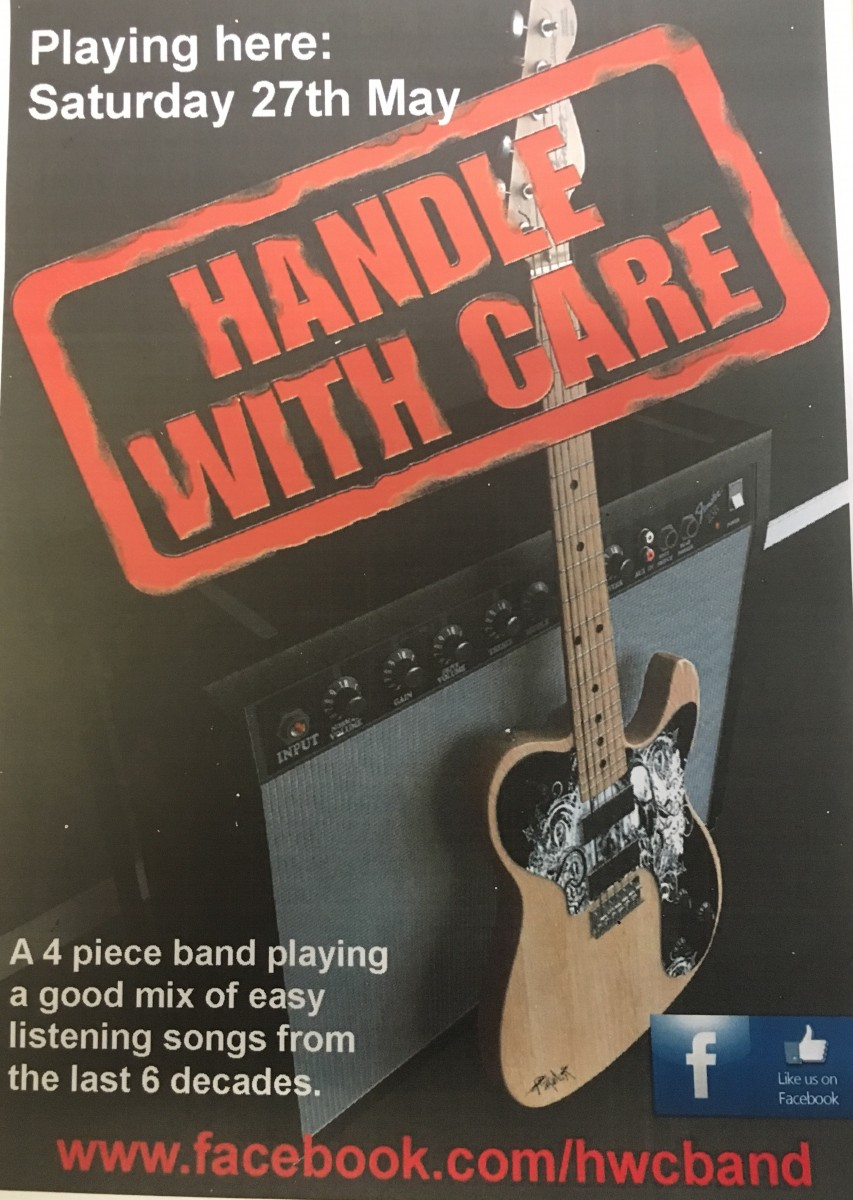 Music Night - Handle With Care