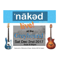 Live Music with <br>Naked