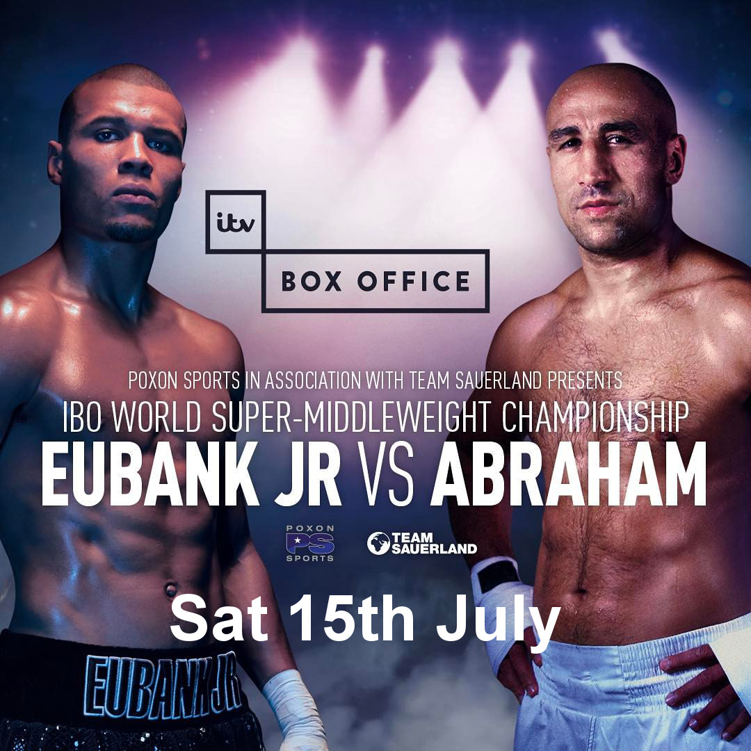 Eubank Jr vs Abraham