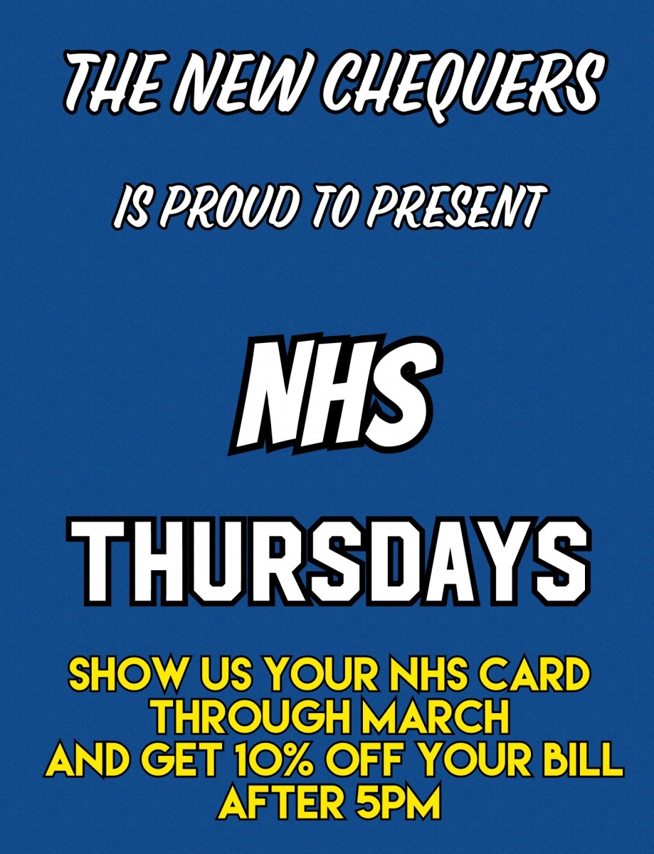 NHS THURSDAYS