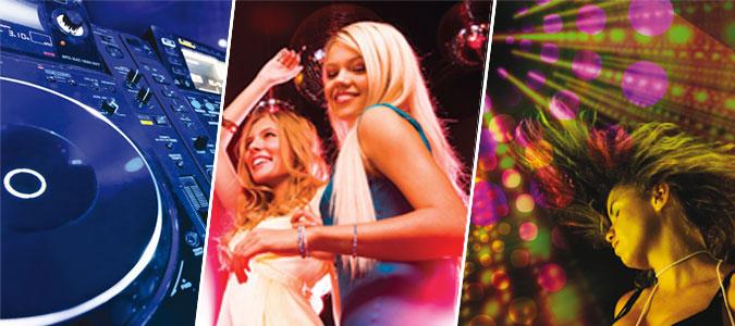 The Phoenix - disco events