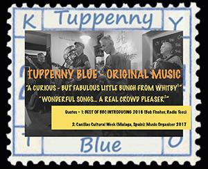 Tuppeny Blue