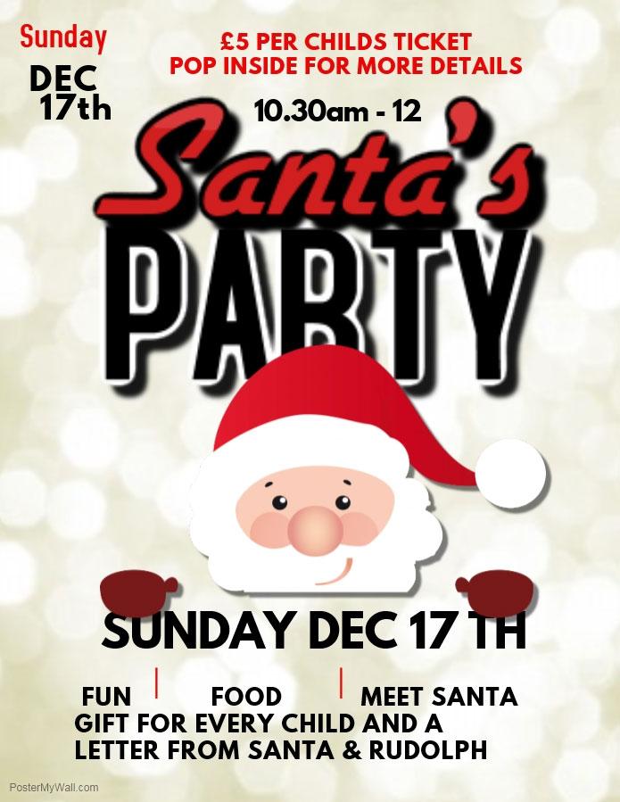 SANTA'S PARTY