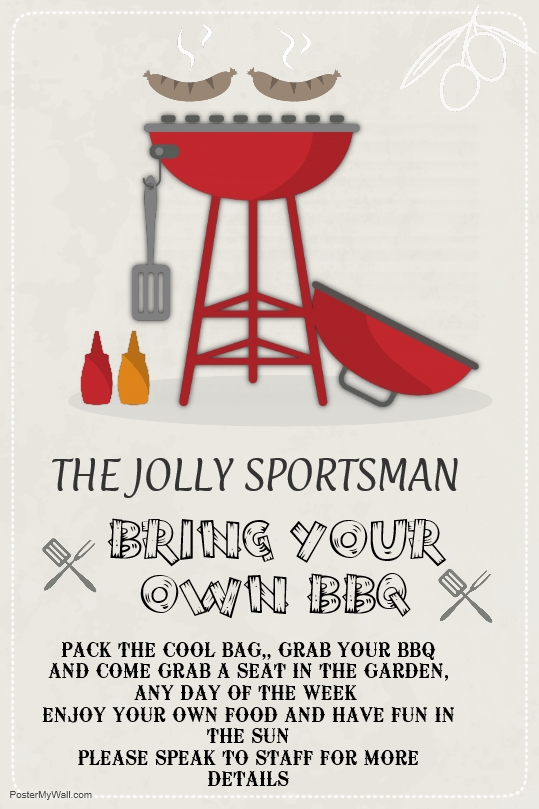 BRING YOUR OWN BBQ