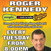 The Grid Quiz With Roger Kennedy